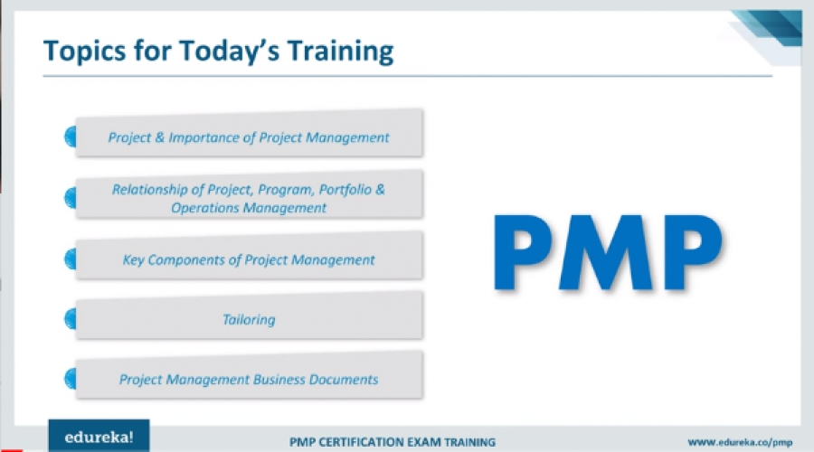 PMP Certification Exam Training - Projectmind